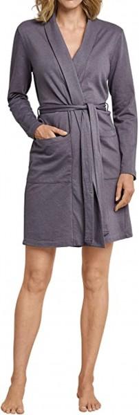 Damen Bademantel, 95cm Schiesser 163108-303
