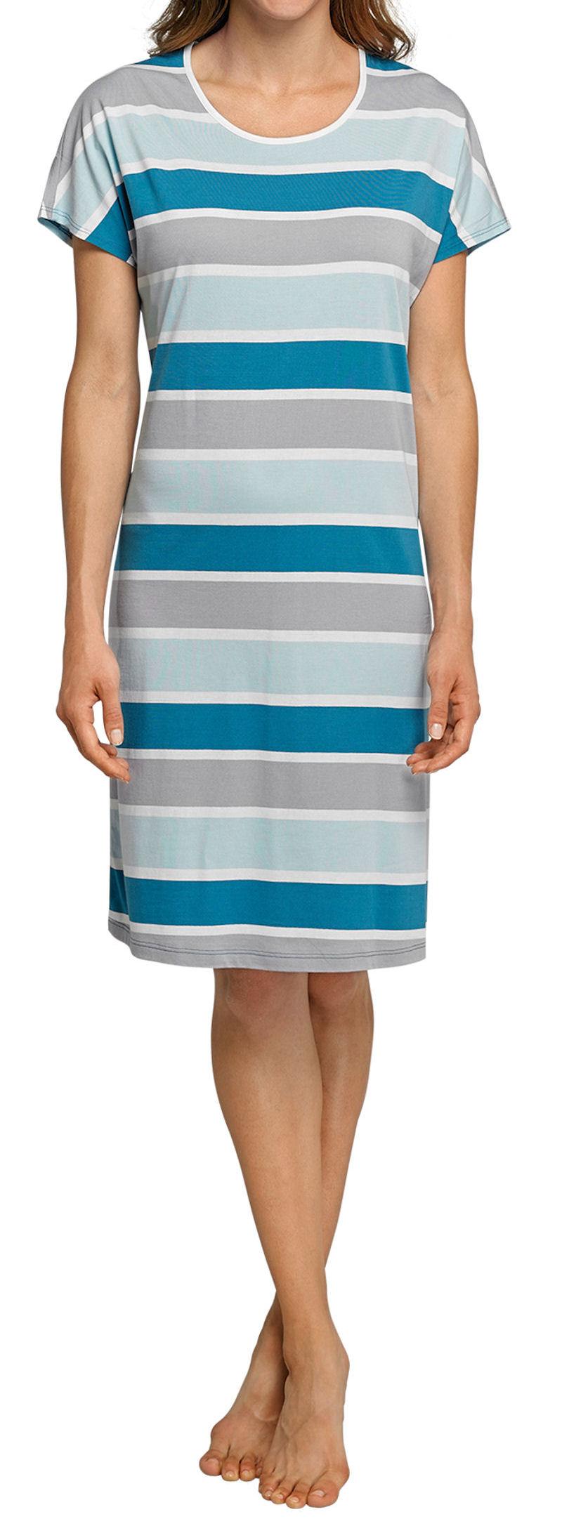 Schiesser Damen Nachthemd Sleepshirt 161043-526