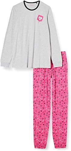 Schiesser Mädchen Anzug lang 171835-202