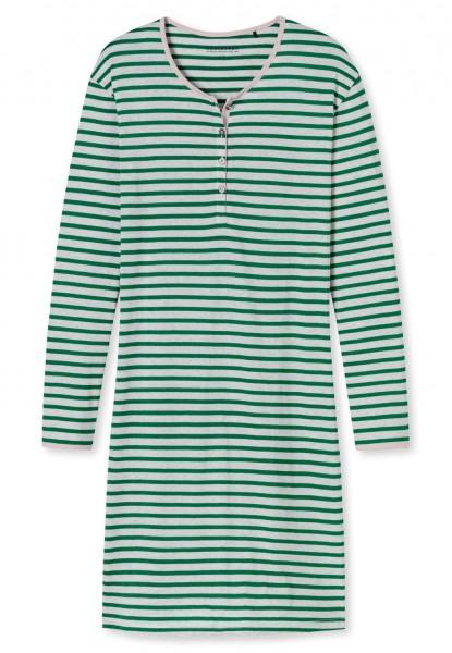 Schiesser Damen Sleepshirt 1/1 Arm, 95cm 167689-700