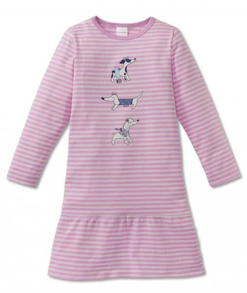 Schiesser Mädchen Nachthemd Sleepshirt 1/1 163339-503