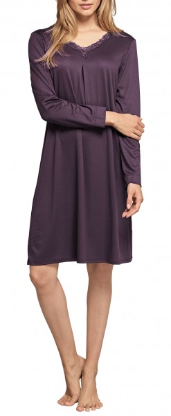 Schiesser Damen Nachthemd 1/1 Arm, 100cm - 154144