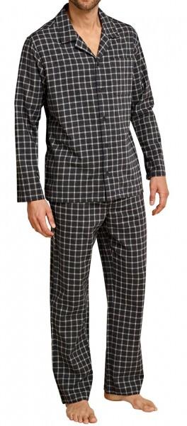 Schiesser Herren Schlafanzug Anzug Lang