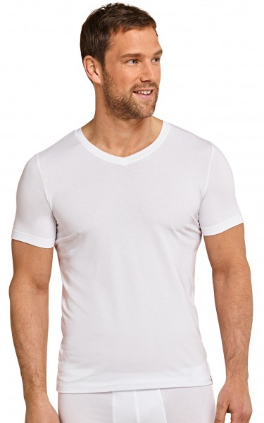 """Shirt 1/2 Arm """"Long life soft"""" Schiesser 149043"""
