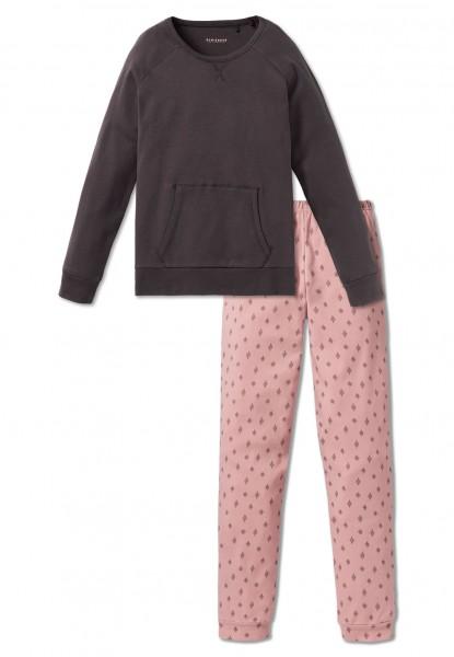 Schiesser Mädchen Anzug lang 163259-004