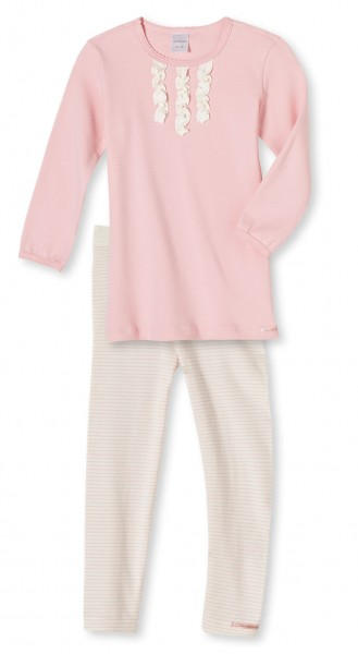 Mädchen Schlafanzug lang Tausendsassa Schiesser 136201