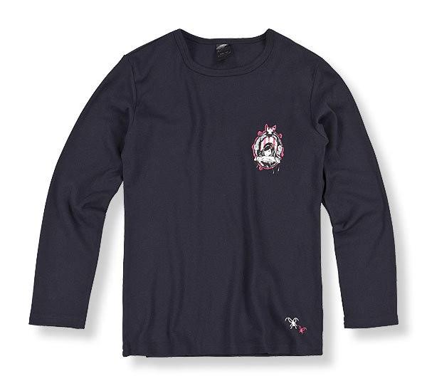 Mädchen Shirt langer Arm Rebella Schiesser 124307