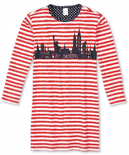 "Sleepshirt lang ""NY Skyline"" Schiesser 143241"