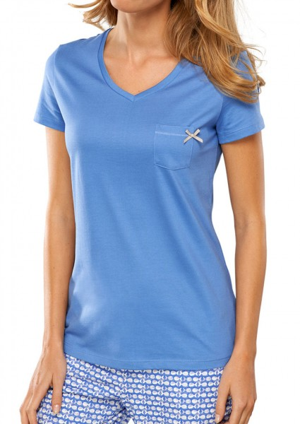 Mix und Relax - Shirt 1/2 Arm Schiesser 146908