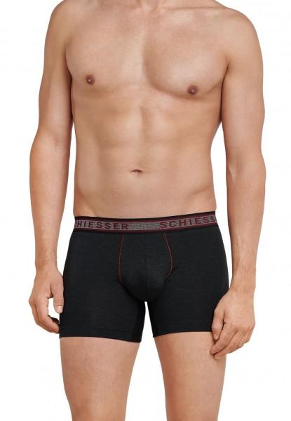 Schiesser Herren Shorts Cyclist 168188-000