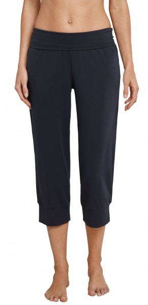 Mix und Relax - Damen Schlafanzughose Jersey Yogahose 3/4 lang 160969-207