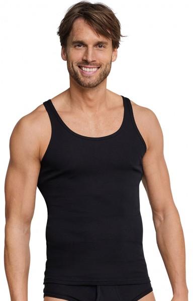 Herren Unterhemd Shirt Feinripp ohne Arm 0/0 Schiesser 005120