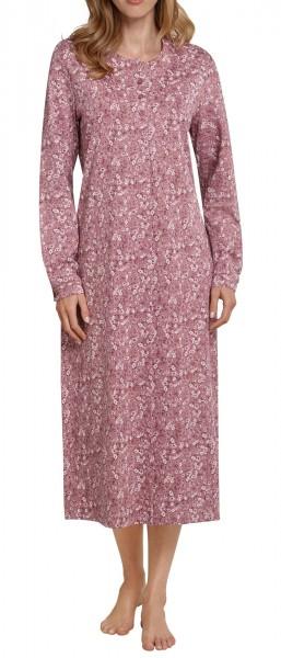 Schiesser Damen Nachthemd 1/1 Arm 120 cm
