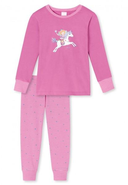 Schiesser Mädchen Prinzessin Lillifee Schlafanzug lang