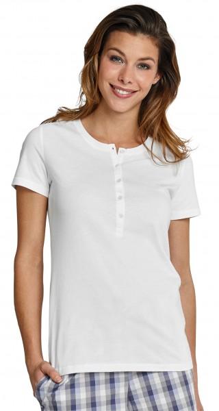 Mix und Relax - Basic Shirt 1/2 Arm weiss Schiesser 151502
