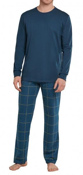 Schiesser Herren Pyjama lang 171417-803