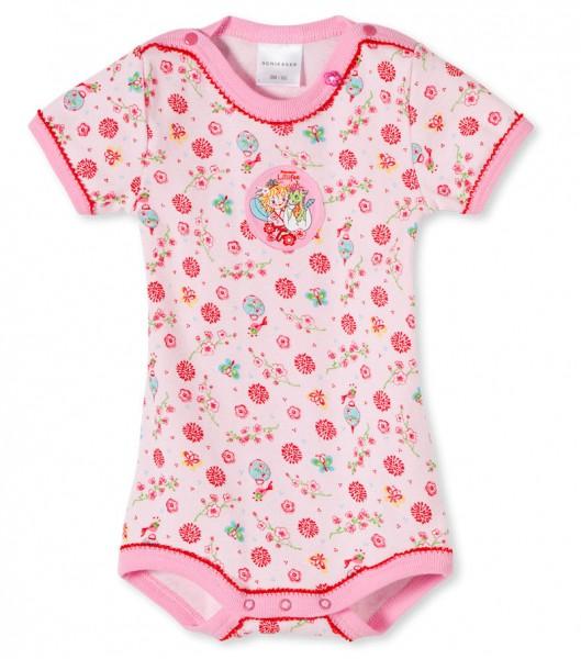 "Baby Body 1/2 Arm ""Prinzessin Lillifee"" Schiesser 135801"