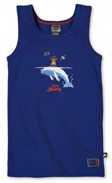 """Hemd """"Capt'n Sharky"""" Schiesser 143422"""