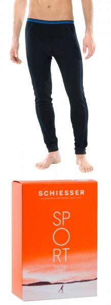 Herren Thermo Unterhose 1/1 lang Thermo light Schiesser 135305