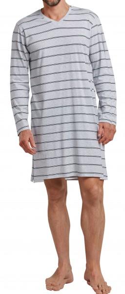 Nachthemd mit 1/1 Arm Schiesser 166165-202