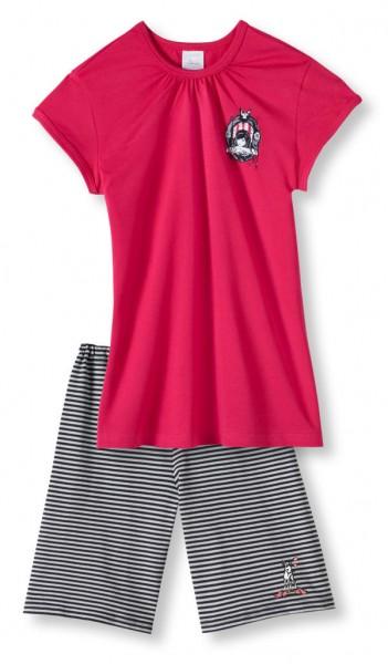 Mädchenschlafanzug kurz Rebella Schiesser 127667