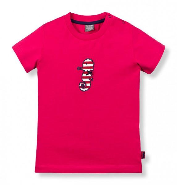 Baby Mädchen Shirt Seepferd Schiesser 128375