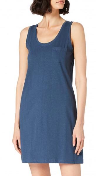 Schiesser Damen Sleepshirt 0/0 Arm Nachthemd Petrol 174829-811