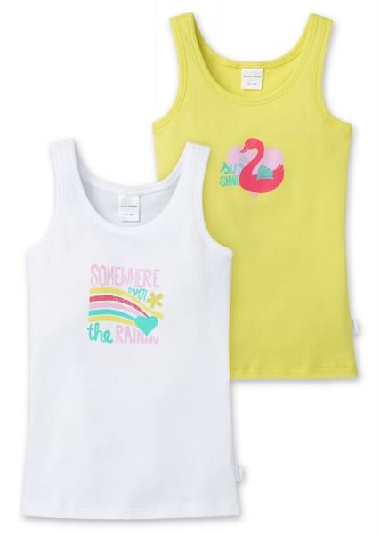 """Mädchen Hemden Doppelpack """"Miss Sunshine"""" Schiesser 146523"""