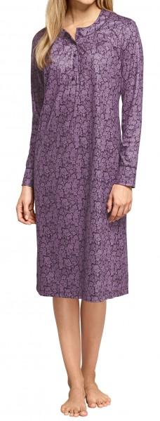 Schiesser Damen Nachthemd Original Classics Nachthemd 1/1 Arm, 110cm