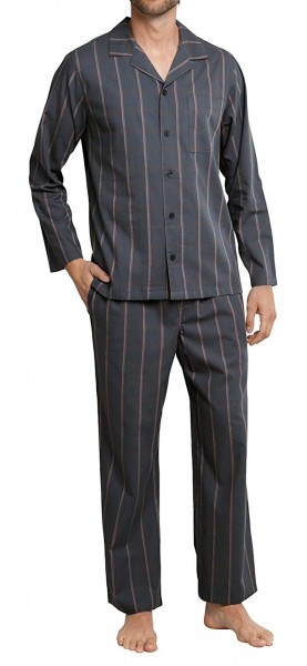Schiesser Herren Pyjama Lang 159192-203