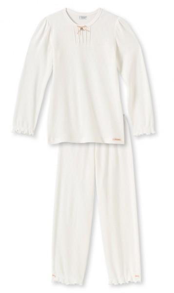 """Mädchen Pyjama lang """"Tausendsassa Birte"""" Schiesser 14000"""