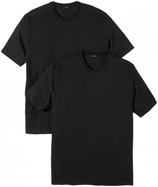 American-Shirt 2er-Pack Rundhals Schiesser 008150