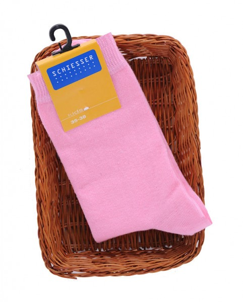 Mädchen Kinder Socke rose Schiesser 130937
