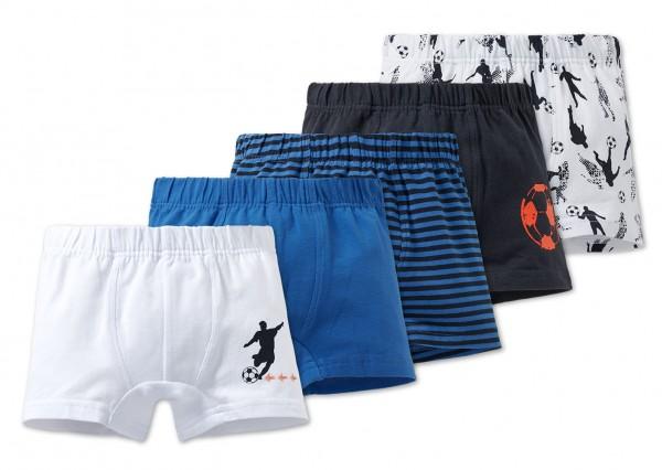 Jungen Hip Shorts 5 Pack 163451-901