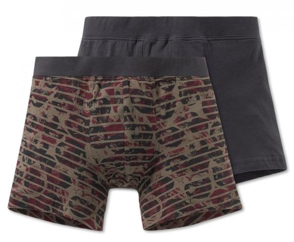 Jungen Shorts 2Pack 163245-901