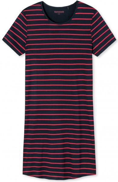 Schiesser Damen Nachthemd 1/2 Arm ,90cm