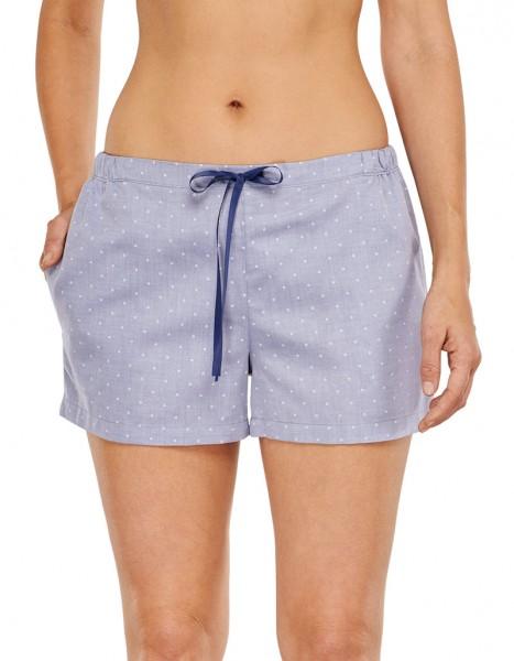 Mix und Relax - Basic Shorts gewebt Schiesser 151508