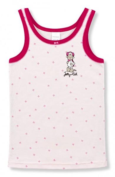 Mädchen Unterhemd Hemd ohne Arm 0/0 Jolly Mäh Schiesser 129884