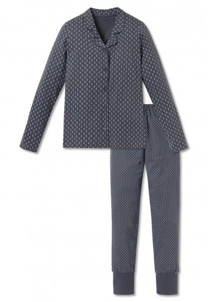Schiesser Mädchen Anzug lang 160246-207