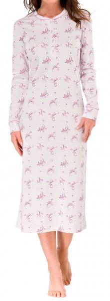 """Sleepshirt 1/1 Arm """"Ranken"""" 50+ Schiesser 143837"""