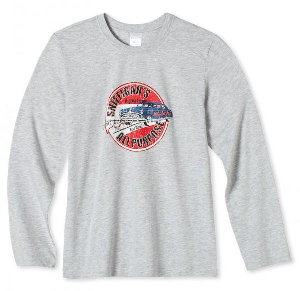 Jungen Shirt Langarm 1/1 Speed up Schiesser 136299