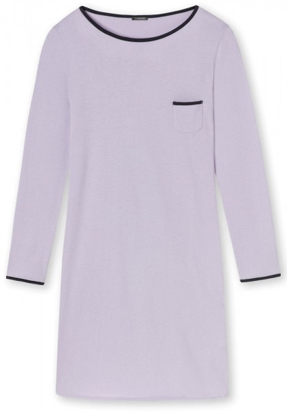 Schiesser Damen Sleepshirt 1/1 Arm 131663-814