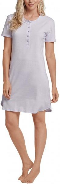 Schiesser Damen Sleepshirt 1/2 Arm, 90cm 165567-809
