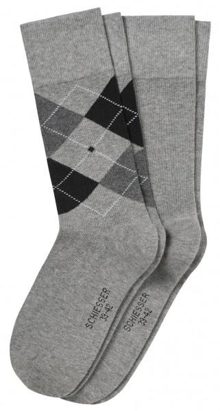 """Herren """"Cotton Fit"""" Socken 2er Pack Schiesser 158432"""