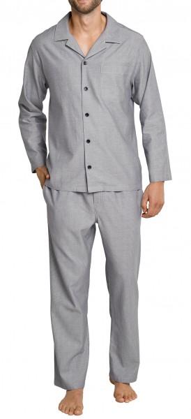 Schiesser Herren Pyjama Lang 152332-203