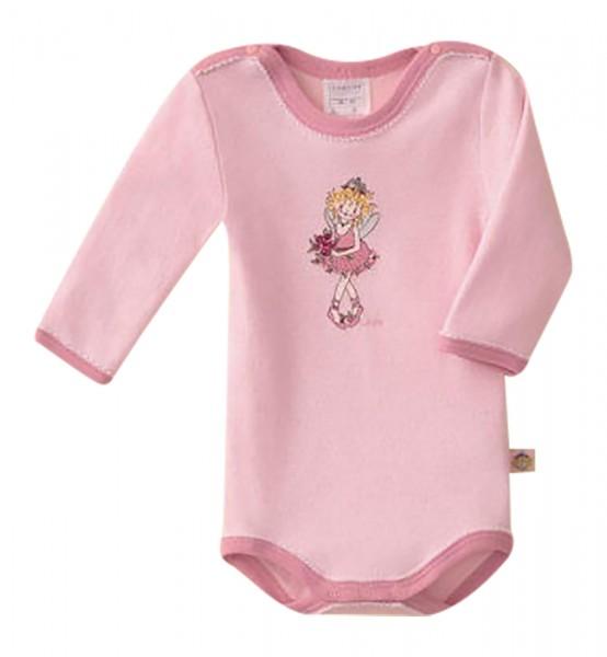 Baby Mädchen Body Langarm 1/1 Lillifee Schiesser 103017