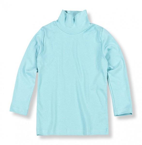 Mädchen Kinder Rollkragen Thermo Shirt Langarm 1/1 Schiesser 124950