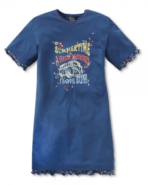 """Mädchen Nachthemd Big-Shirt """"Summertime"""" Schiesser 133953"""