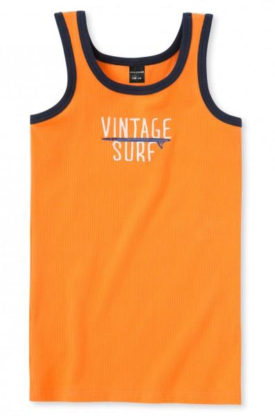 """Jungen Tank Top """"Vintage Surf"""" Schiesser 142265"""