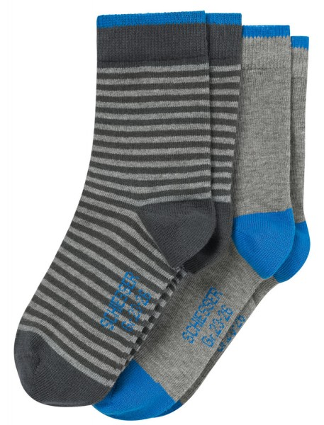"Jungen Socken ""Cotton Fit"" 2er-Pack Schiesser 158418"